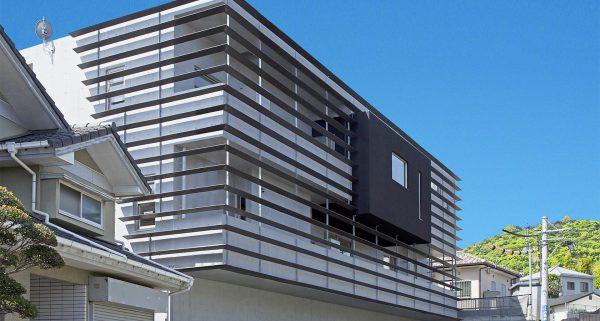 コンクリートだから可能な二世帯住宅イメージ写真
