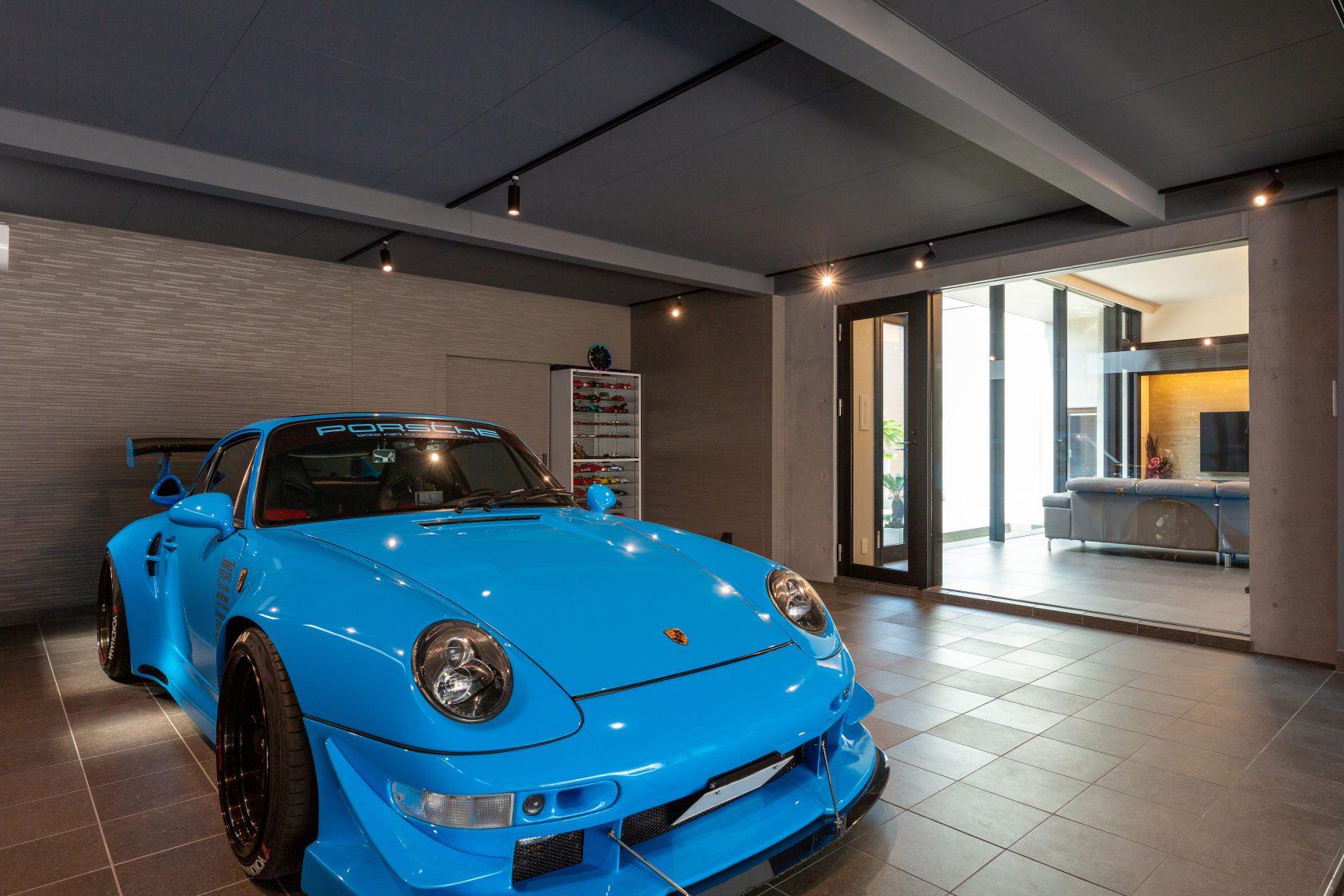 MOLSの車と過ごす我が家実例写真