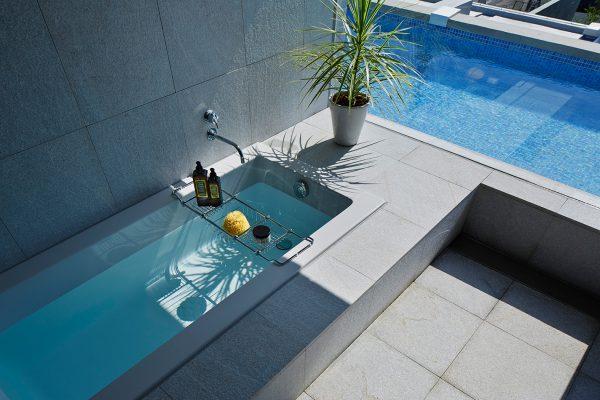 『天空の風呂がある、我が家』 モデルハウスご案内会